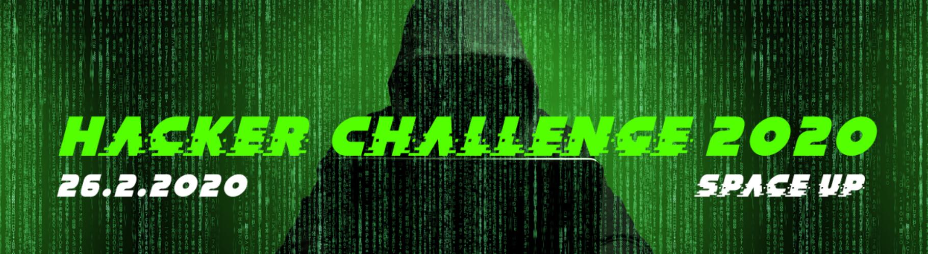 Hacker Challenge #1