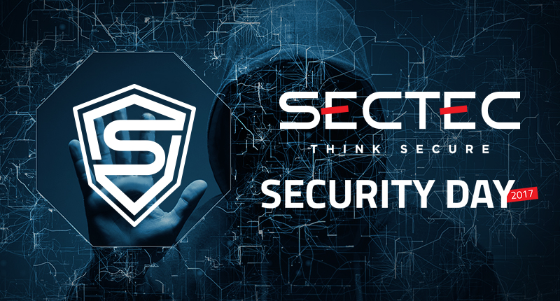 SecTec Security Day 2017