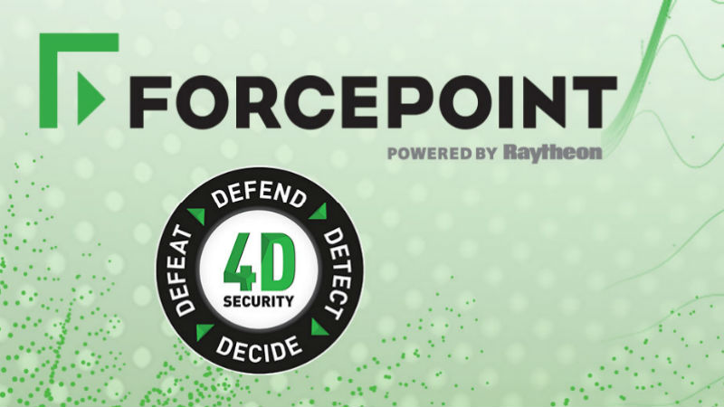 Forcepoint - Insider Threat Data Protection