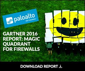 Palo Alto Networks piatykrát lídrom v magickom kvadrante spoločnosti Gartner