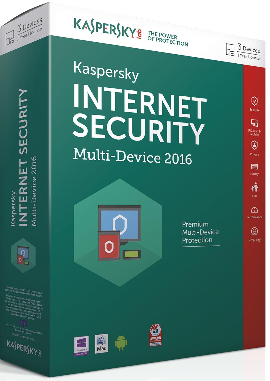 Súkromie používateľov pod ochranou nového Kaspersky Internet Security – multi-device
