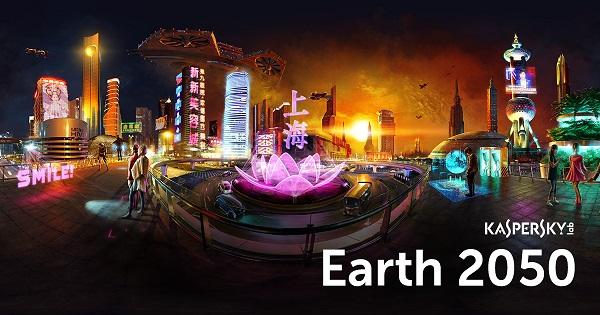 Kaspersky Lab - Earth 2050